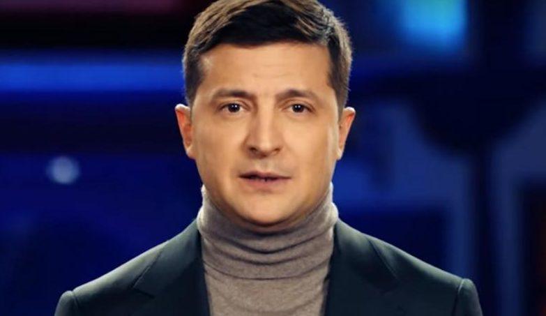 Мира всем нам: Зеленский поздравил украинцев с Новым годом