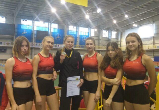 Запорожская спортсменка получила серебро на чемпионате Украины по легкой атлетике