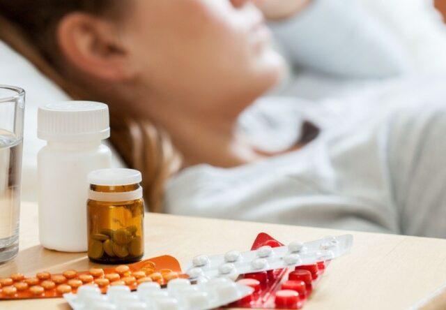 В Запорожье заболеваемость ОРВИ и гриппом превысила эпидемпорог на 14%