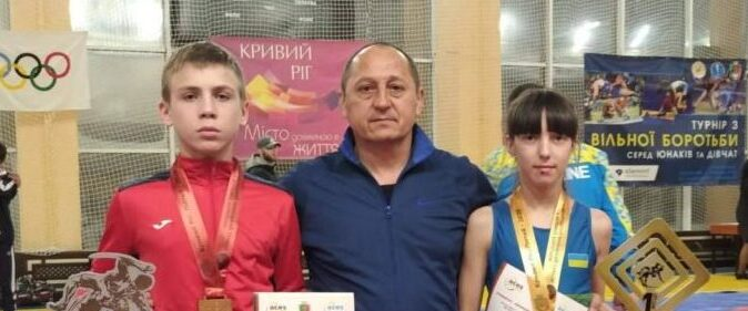 Васильевская спортсменка стала чемпионкой всеукраинского турнира