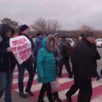Жители Орехова сегодня перекроют трассу из-за роста тарифов на газ