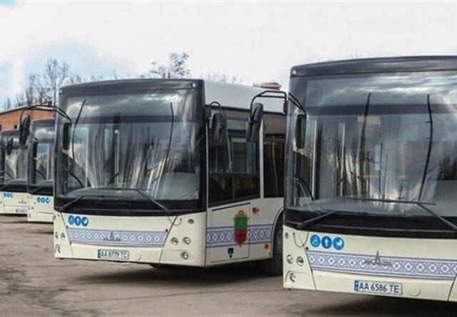 В Запорожье заработают специальные рейсы общественного транспорта