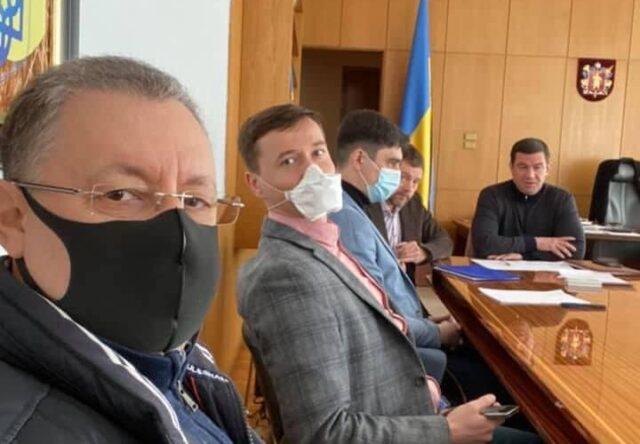Deputat oblsoveta Fuks okazalsya zarazhennym virusom COVID-19