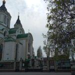 Zaporozhskiye tserkvi poprosili gubernatora razreshit' provodit' sluzhby na ulitse