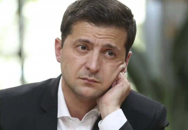 Vladimir Zelenskiy, foto press-sluzhba