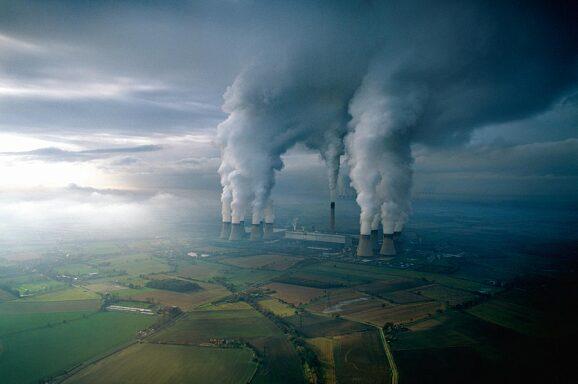 Жители Запорожья жалуются на загрязнение воздуха