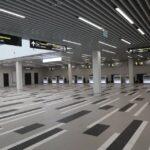 Первые рейсы новый терминал аэропорта Запорожье OZH