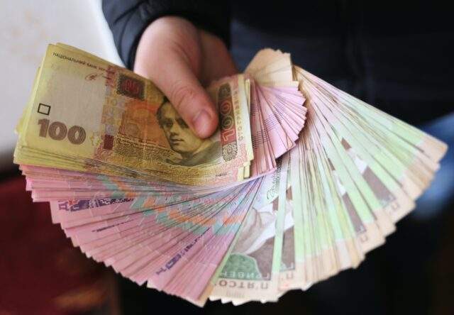 Запорожье зарплата средняя