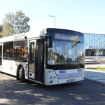 V Zaporozh'ye zarabotal novyy avtobusnyy marshrut v aeroport (KARTA)