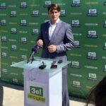 Vitaliy Tishechko stal kandidatom v mery ot «Slugi naroda»