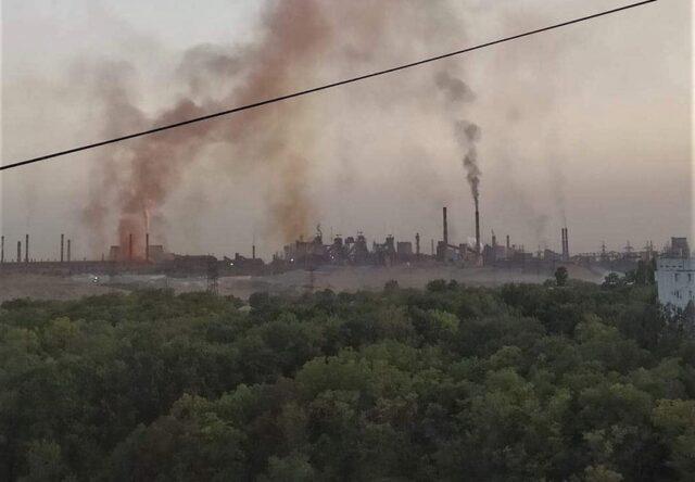 Gosekoinspektsiya provodit proverki krupneyshikh zagryazniteley v Zaporozhskoy oblasti