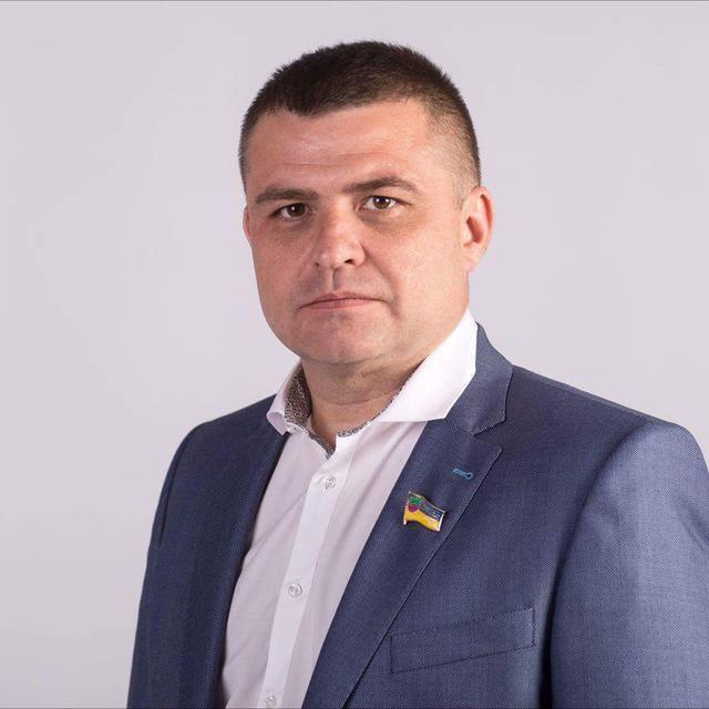 Кандидат в мэры Запорожья Виталий Рябцев