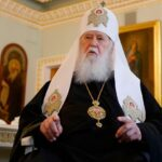 Patriarkh Filaret zarazilsya koronavirusom