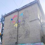 chernovikV Zaporozh'ye narisuyut mural - na nem budet Yakov Novitskiy