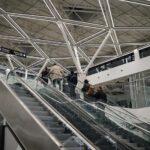 В Запорожье с нового терминала аэропорта отправился первый рейс