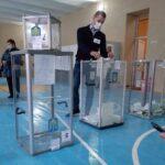 Запорожье низкая явка на выборах