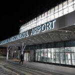 Аэропорт Запорожья из-за карантина ограничил время работы
