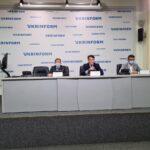 Виталий Тишечко подал заявление в прокуратуру на мэра Запорожья Владимира Буряка