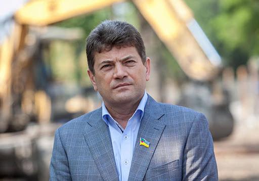 Володимир Буряк закликав запоріжців самим визначити своє майбутнє