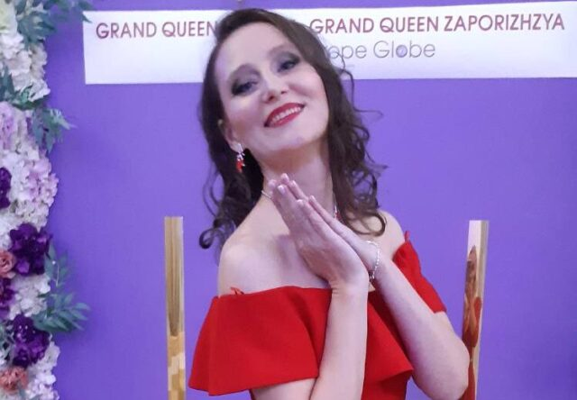 Аня Варивода Grand Queen Ukraine