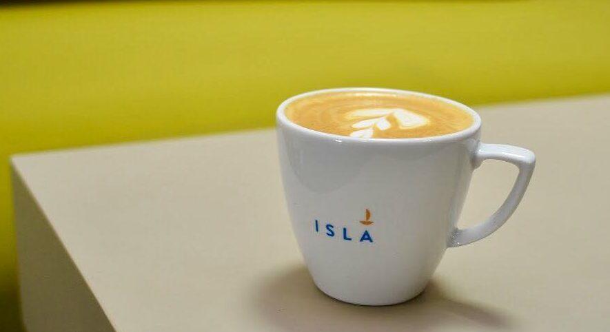 Чашка кофе ISLA
