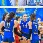 Запорожская волейбольная команда отменила соревнования за Кубок Украины