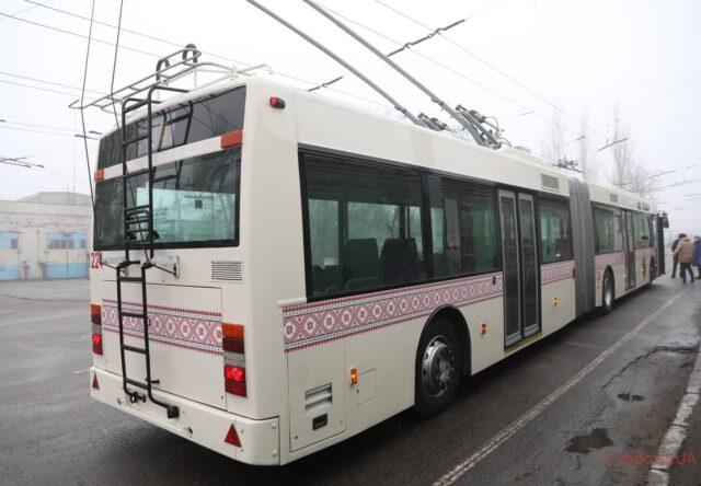 В Запорожье не будут останавливать работу общественного транспорта