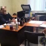 В Запорожье задержан чиновник, подозреваемый во взятке