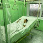 В реанимации запорожской больницы находится мальчик, которого подожгли сверстники