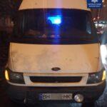 В Запорожье задержан мужчина на угнанном автомобиле