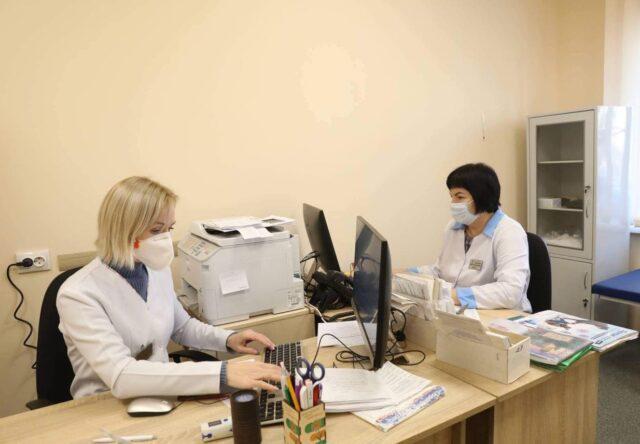 В Запорожье заработала обновленная амбулатория