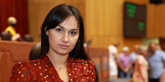 Новой главой Запорожского областного совета стала Елена Жук