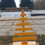 Главную елку Запорожской области не будут устанавливать