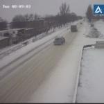 В Запорожской области ликвидированы последствия снегопада