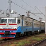 По Запорожской области будет курсировать модернизированный электропоезд