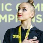 Запорожская гимнастка завоевала золотую медаль на Чемпионате Европы