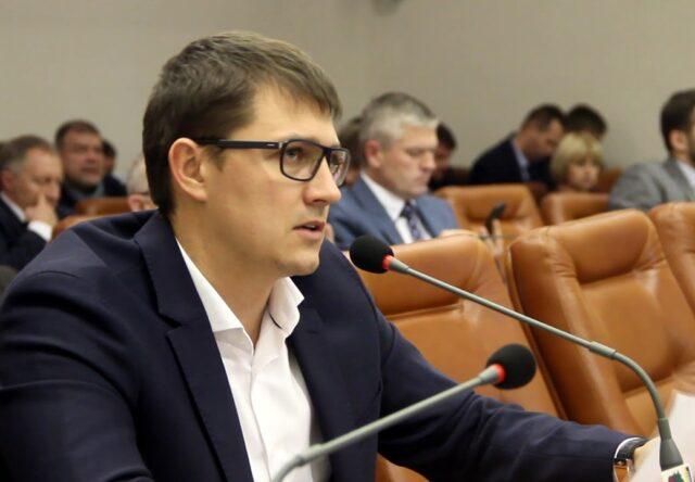 Выборы секретаря Запорожского горсовета перенесены на следующее заседание
