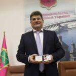 Владимир Буряк на первой сессии принял присягу городского головы