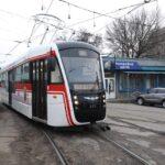 Новый запорожский трамвай скоро выйдет на городской маршрут
