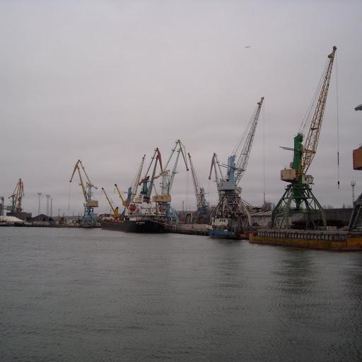 В Бердянском порту объявлен первый уровень опасности
