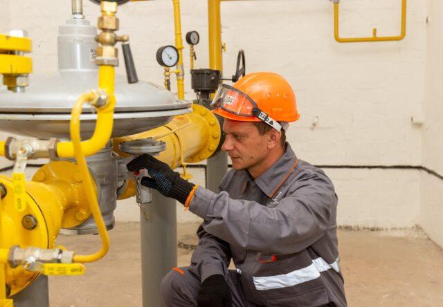 газопостачання у Бердянську