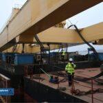 Вантовый мост в Запорожье откроют в ноябре 2021 года
