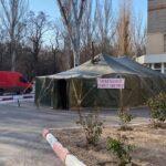 Спасатели установили 232 пункта обогрева в Запорожской области