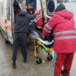 В Запорожье мужчина во время рыбалки провалился под лед