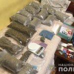 Запорожская полиция выявила у молодого парня 20 кг наркотиков