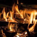 В Запорожской области во время пожара погиб мужчина