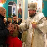 На Крещенский сочельник в Кафедральном соборе ПЦУ провели литургию