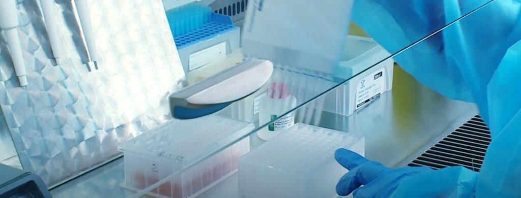 Запорожский лабораторный центр увеличит количество тестирований на COVID-19