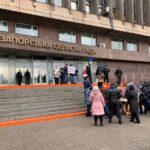 Завтра в Запорожье пройдет митинг против высоких тарифов