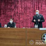 В Запорожском районном управлении полиции новый начальник
